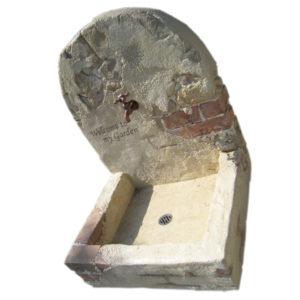 アンティーク立水栓
